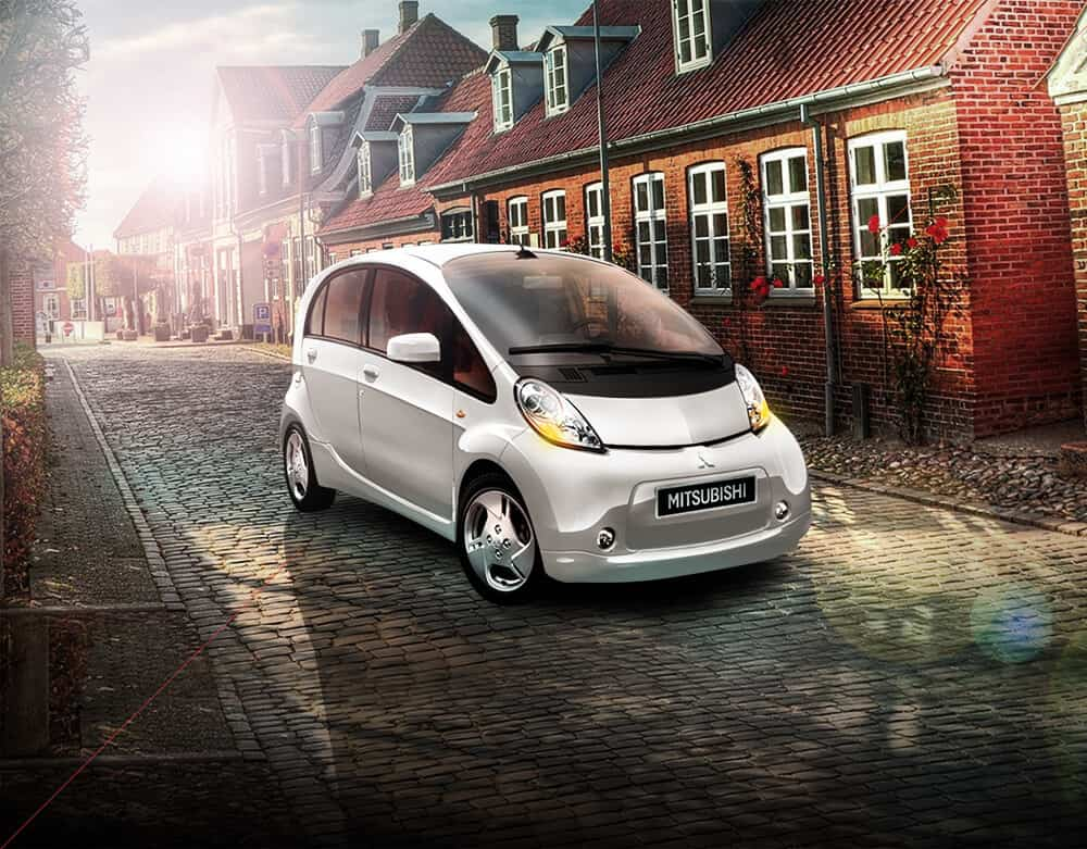 I-MiEV El&eacutectrico