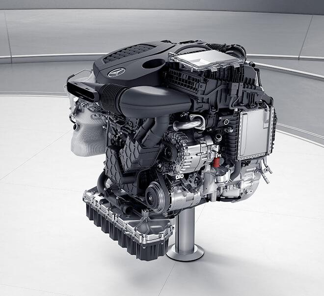 Motor con gran capacidad de aceleración.