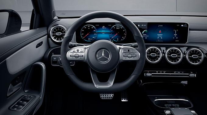 Mercedes-Benz User Experience.