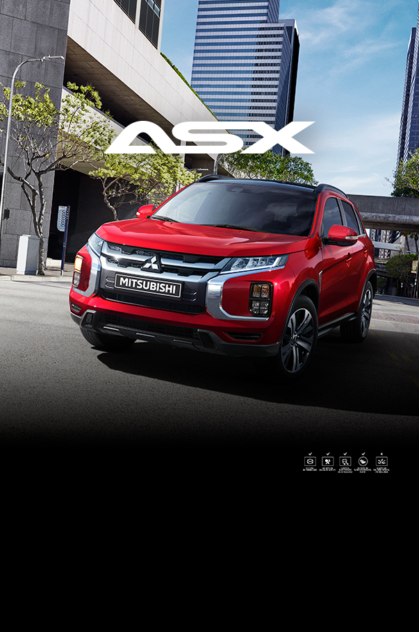 Mitsubishi ASX Abril