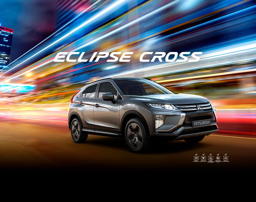 Mitsubishi Eclipse Cross Abril