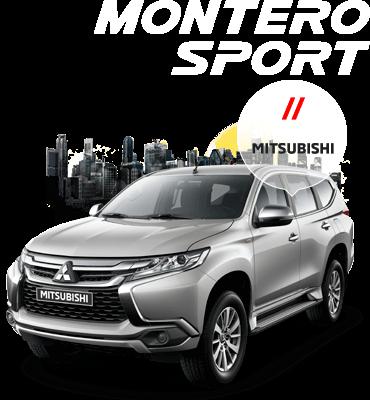 Simula el costo de tu Montero Sport aquí en Mitsubishi | Motorysa